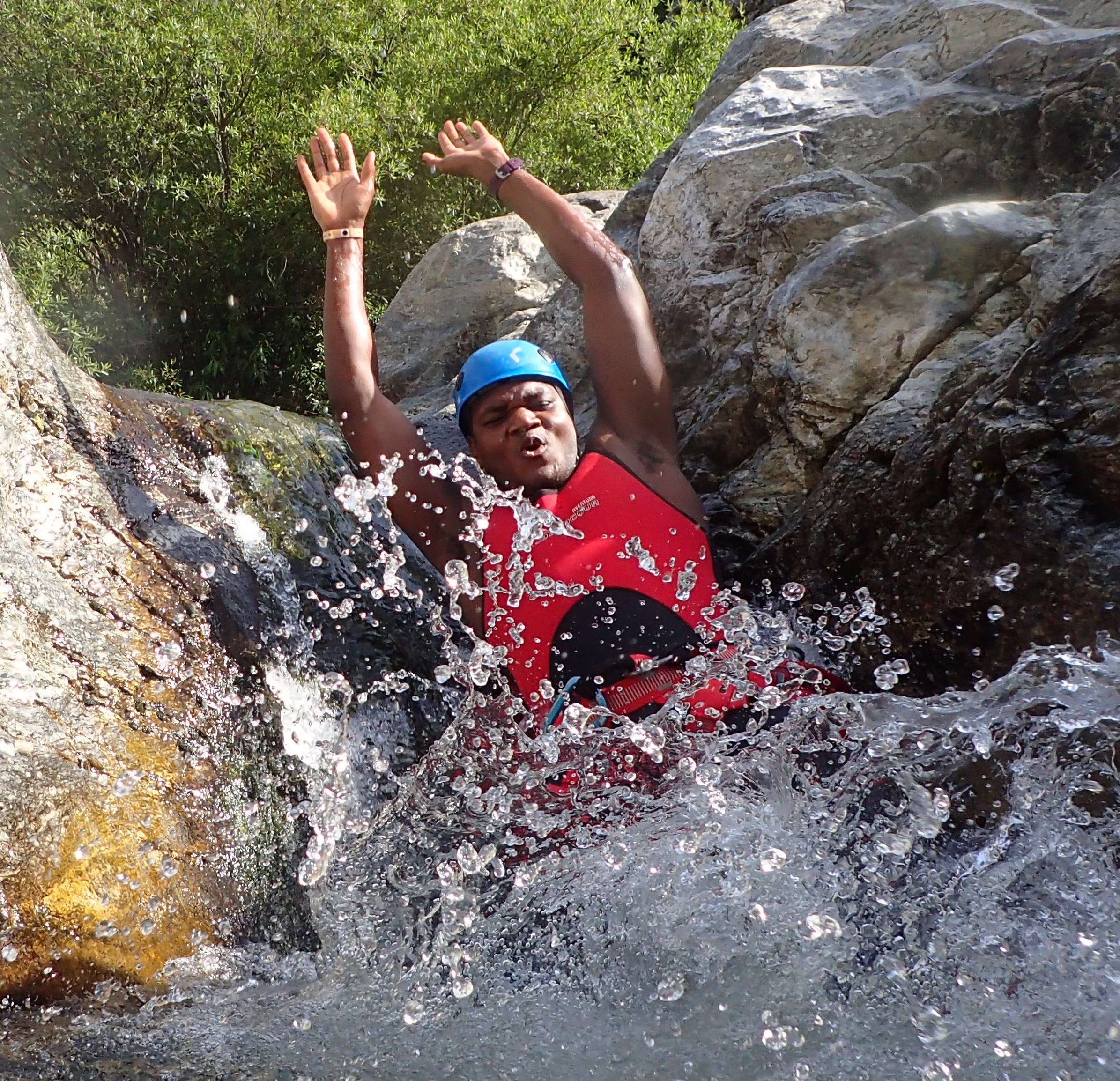 Spéciale offre canyoning Marbella
